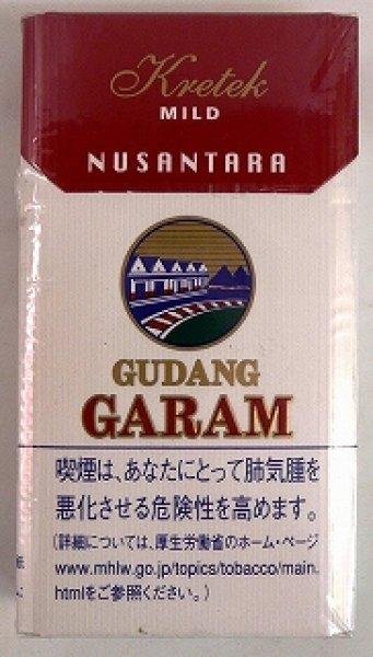 画像1: ガラム・ヌサンタラマイルド 12 (1)