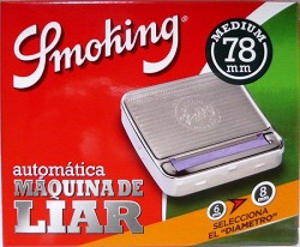 画像1: スモーキング ローリングボックス78mm用(SMOKING) (1)